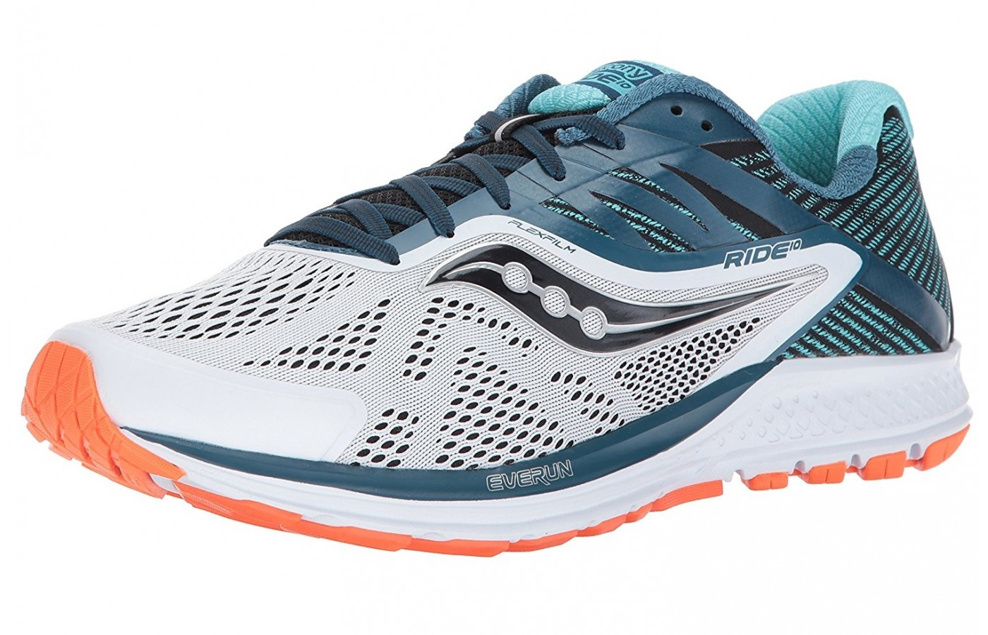 Saucony Ride 10 Side