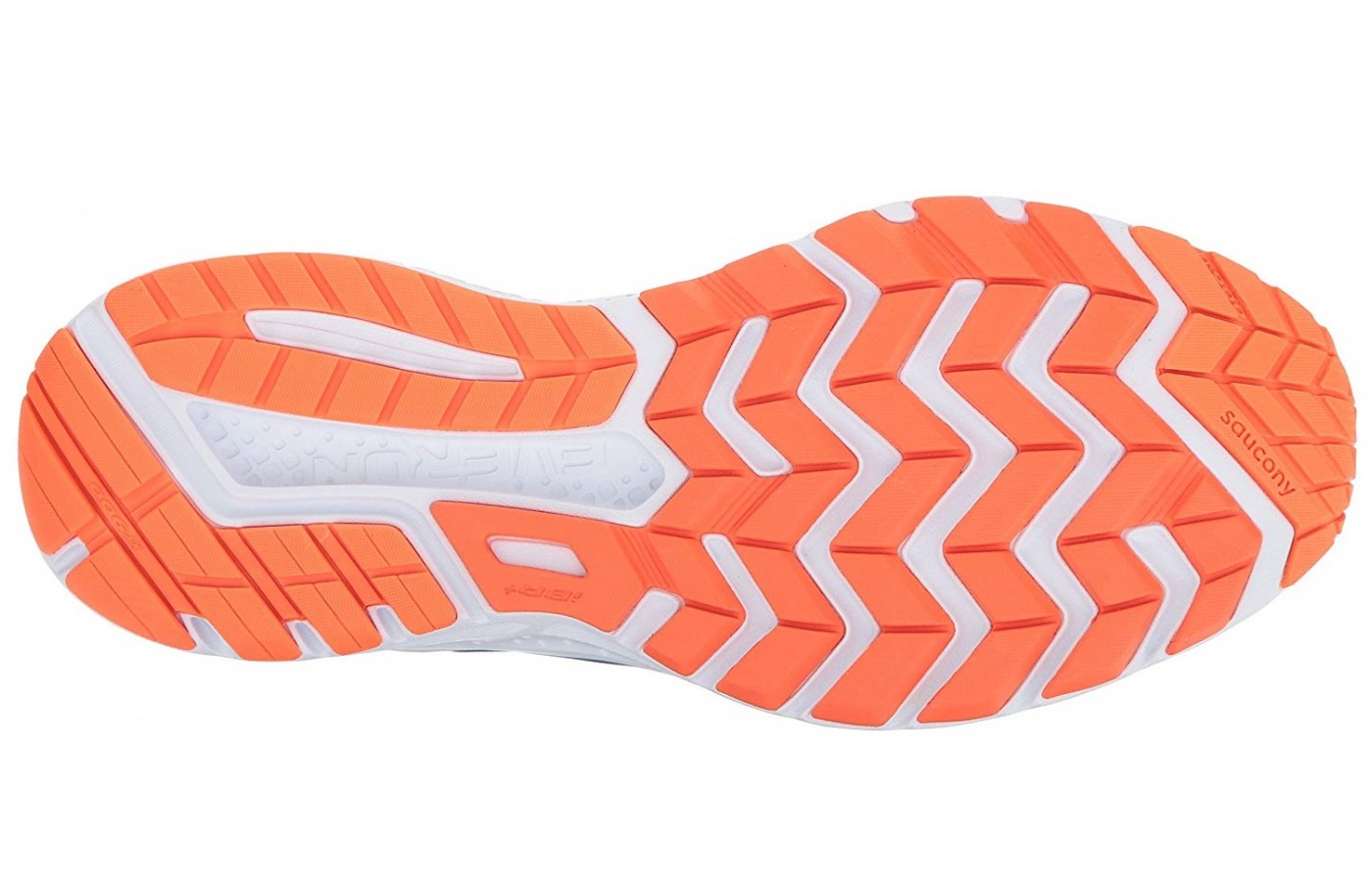 Saucony Ride 10 Tread