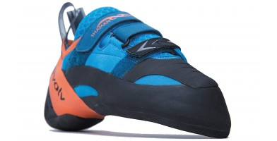An in-depth review of the Evolv Shaman climbing shoe.