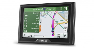 An in-depth review of the Garmin Drive 50.