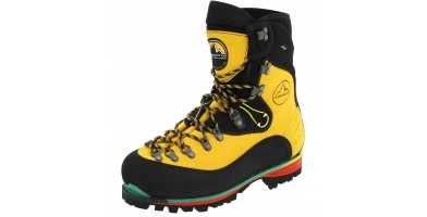 An in-depth review of the La Sportiva Nepal.