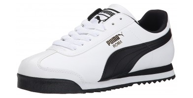 The PUMA Roma is the epitome of simple style.
