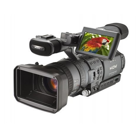 HDR-FX1 3-CCD Sony Video Camera