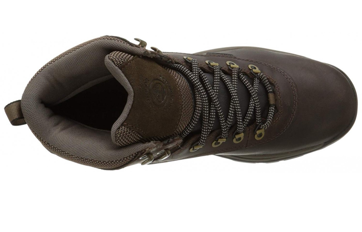 The uppers are made of 100% premium full-grain waterproof leather for comfort and durability