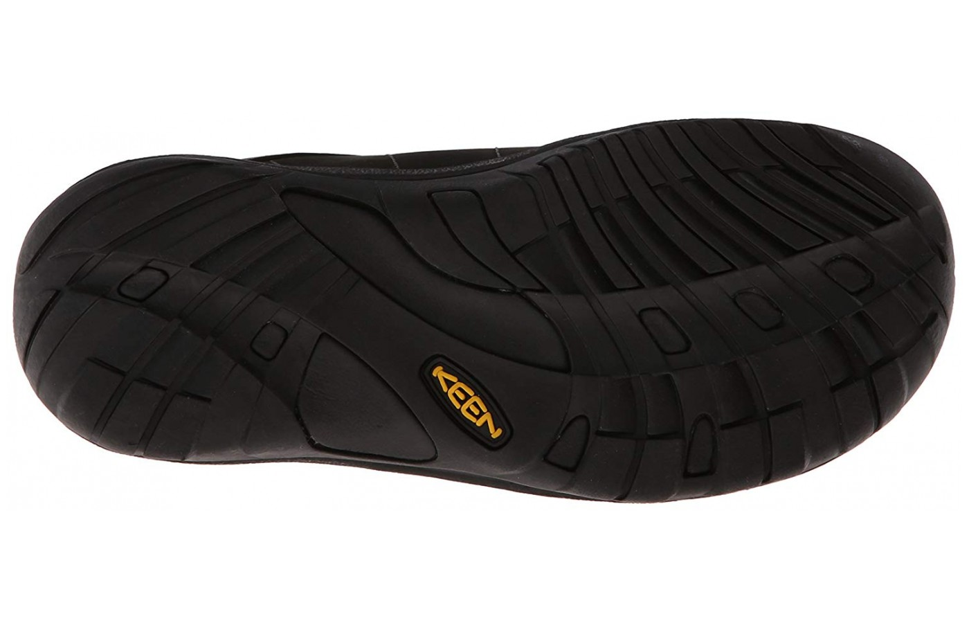 The outsole of the Presidio is made of  carbon non-marking rubber.