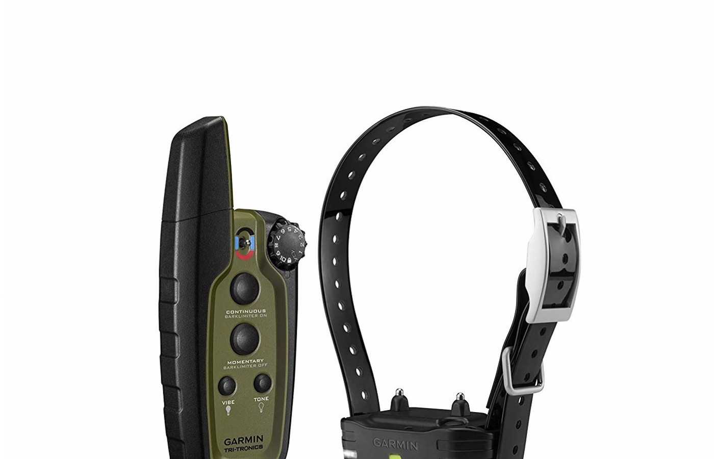 The Garmin Sport Pro offers effective and efficient dog training with only 1 hand.