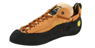 An in-depth review of the La Sportiva Mythos.