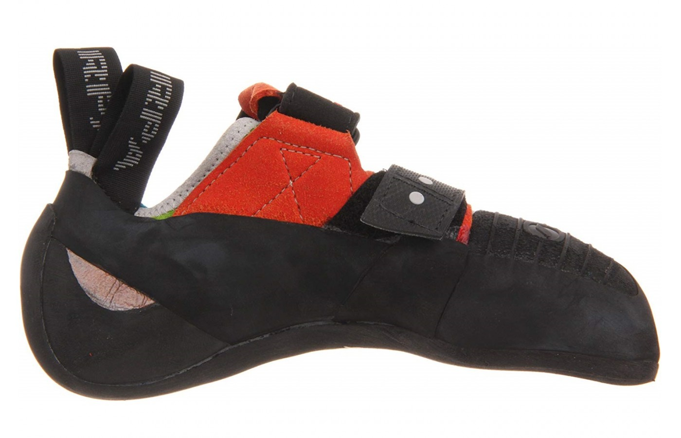 The stiffness of the Scarpa Boostic is supportive and high asymmetry for better accuracy in action.