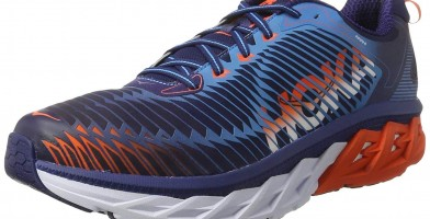 An in-depth review of the Hoka One One Arahi is perfect for overpronators.