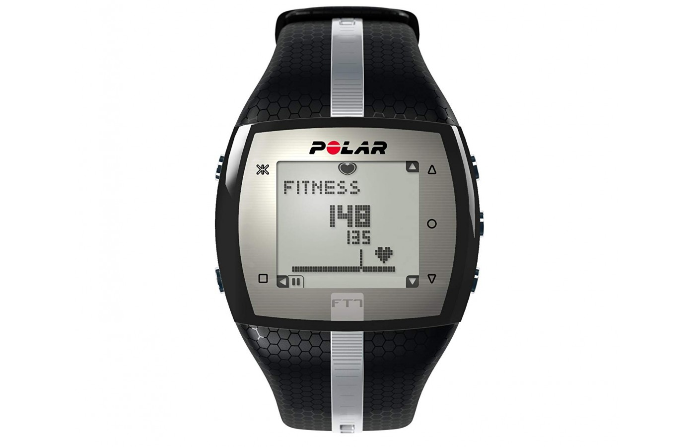 The Polar FT7 stores training files, gives weekly summaries and records up to 99 records all while remaining easy to use.