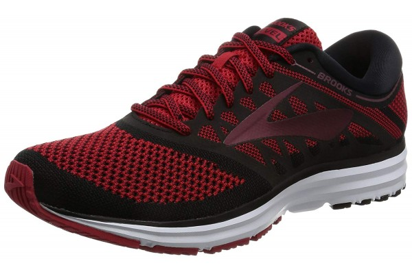 A comprehensive overall of the Brooks Revel running shoe.