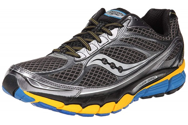 An in-depth review of the Saucony Ride 7 running shoe.