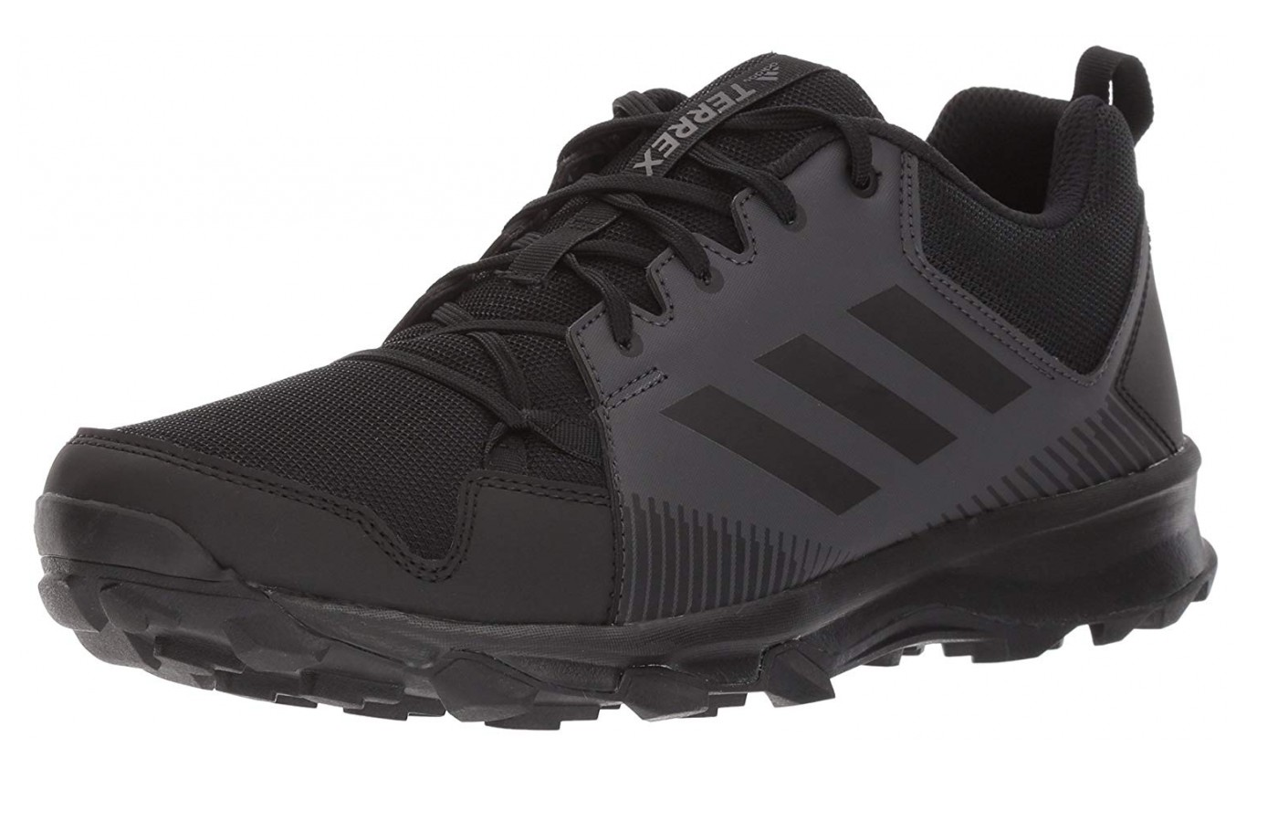 Although a trail running shoe, the Tracerocker has everyday style.