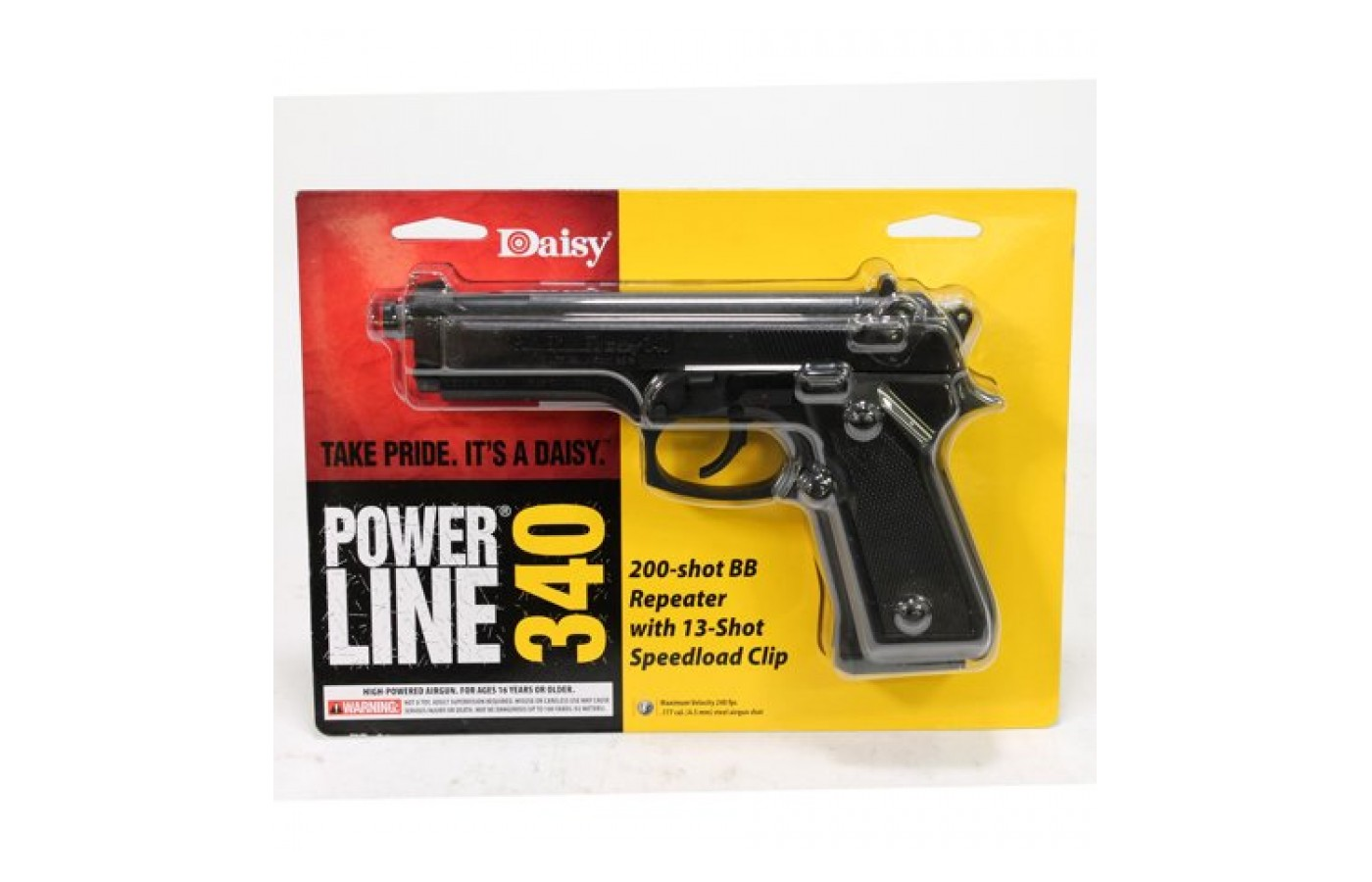 The Daisy Powerline 340 is low priced.