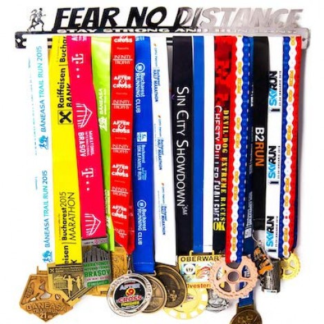 Running Medal Holders - Urban Active Fear No Distance