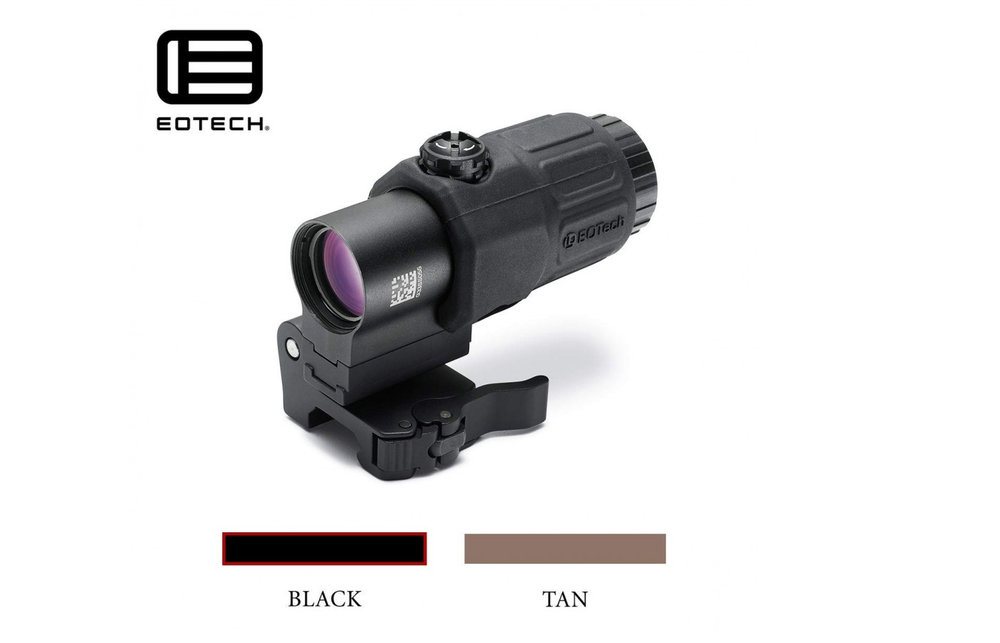 EOTEch Magnifier is compact and durable