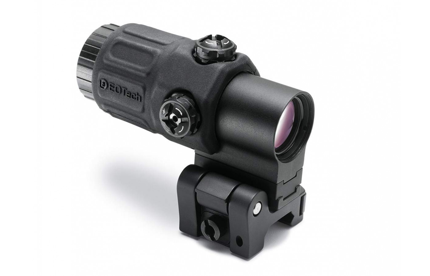 EOTech Magnifier can be used to increase long distant clarity