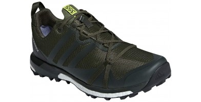 A comprehensive review of the Adidas Terrex Agravic GTX