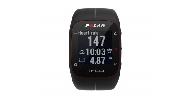 An in-depth review of the Polar M400 fitness watch.