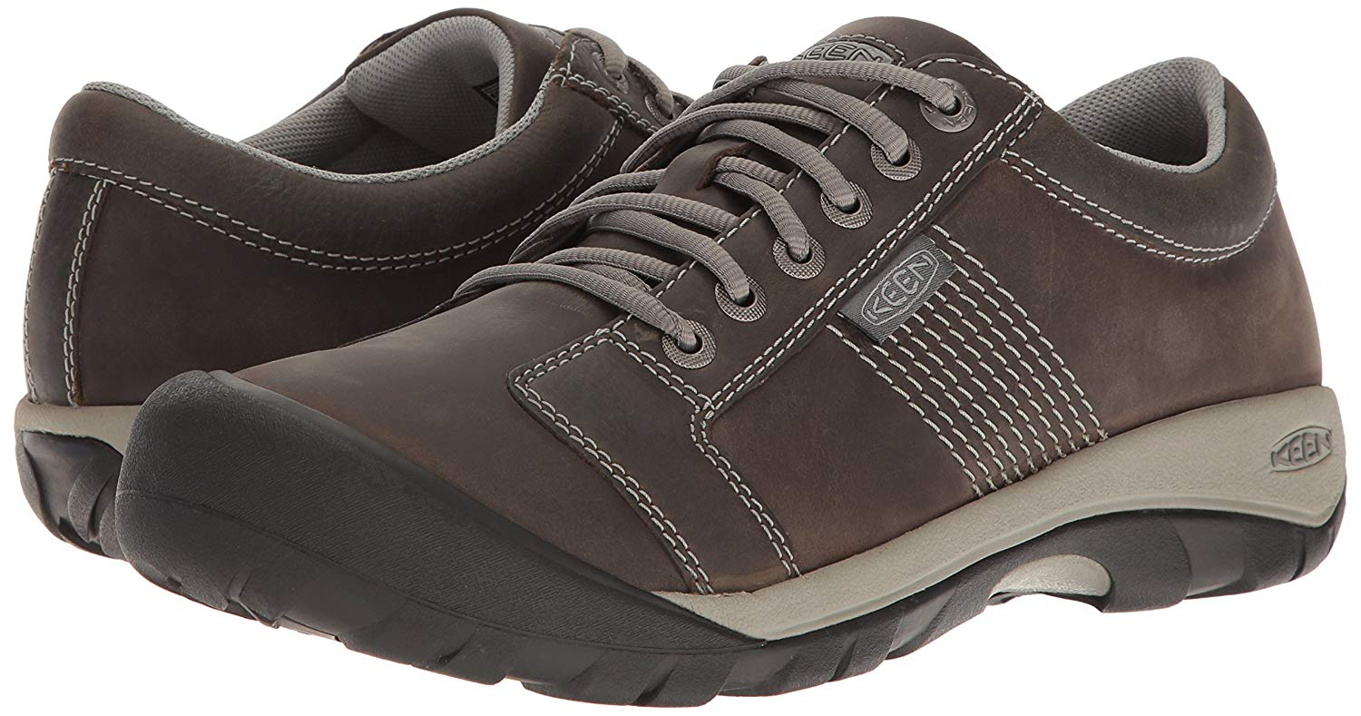 The Austin shoe is available in a variety of colors.