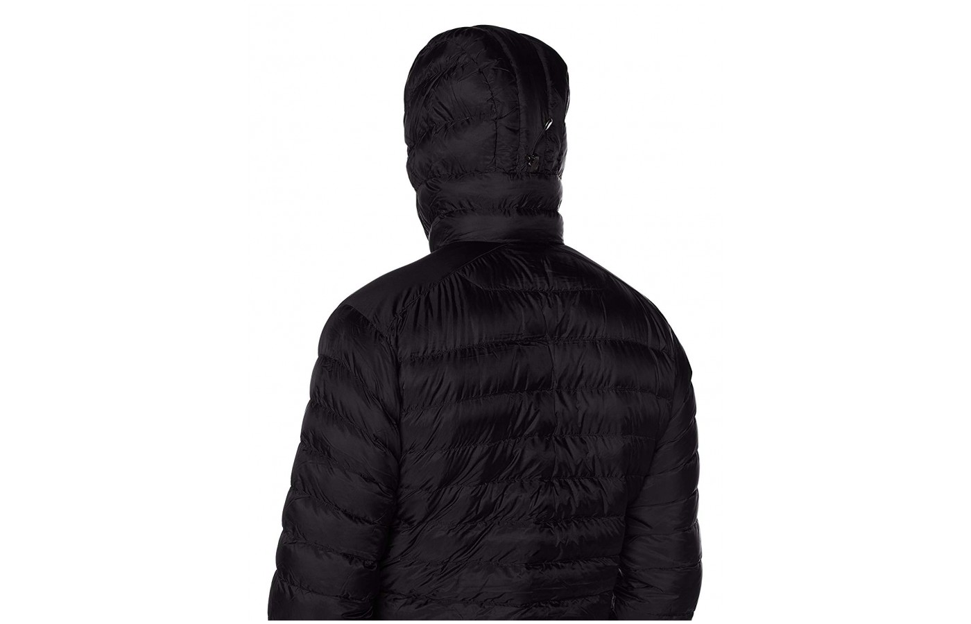 Cerium LT has an insulated StormHood for warmth