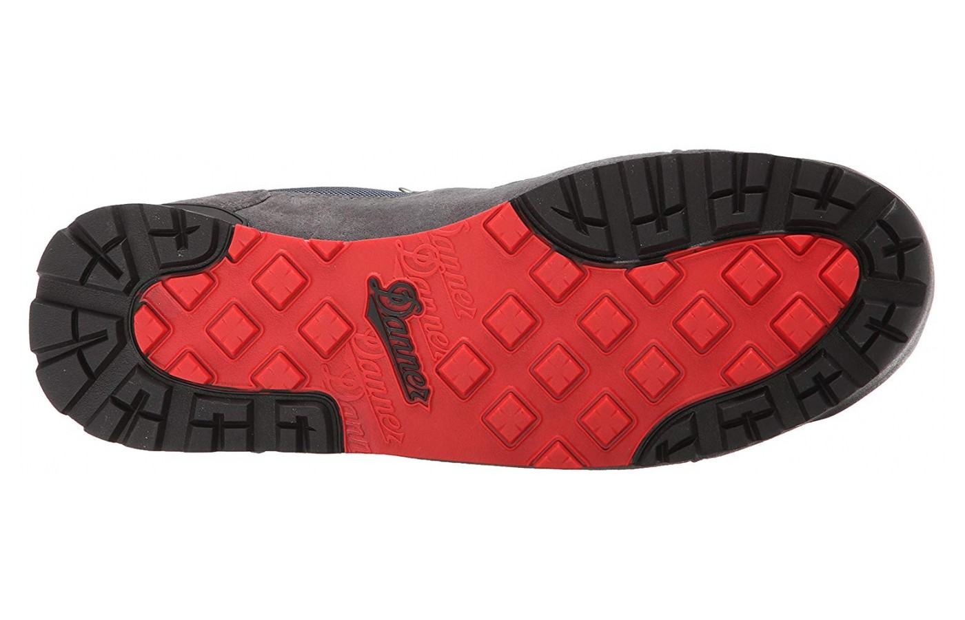 The bottom is made of a retro Danner waffle outsole designed to adapt to a variety of terrains.