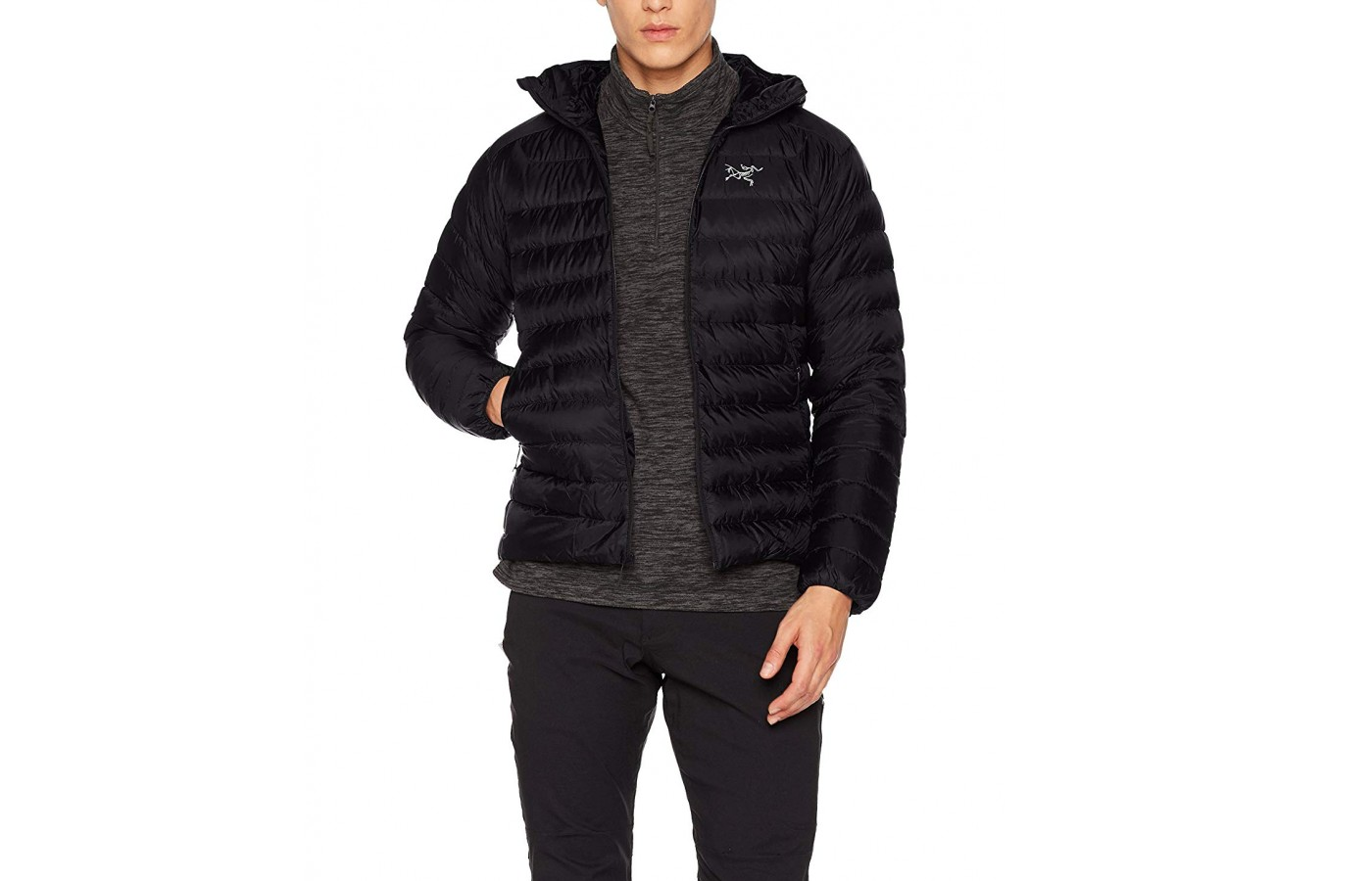 The Cerium LT has great warm to weight ratio