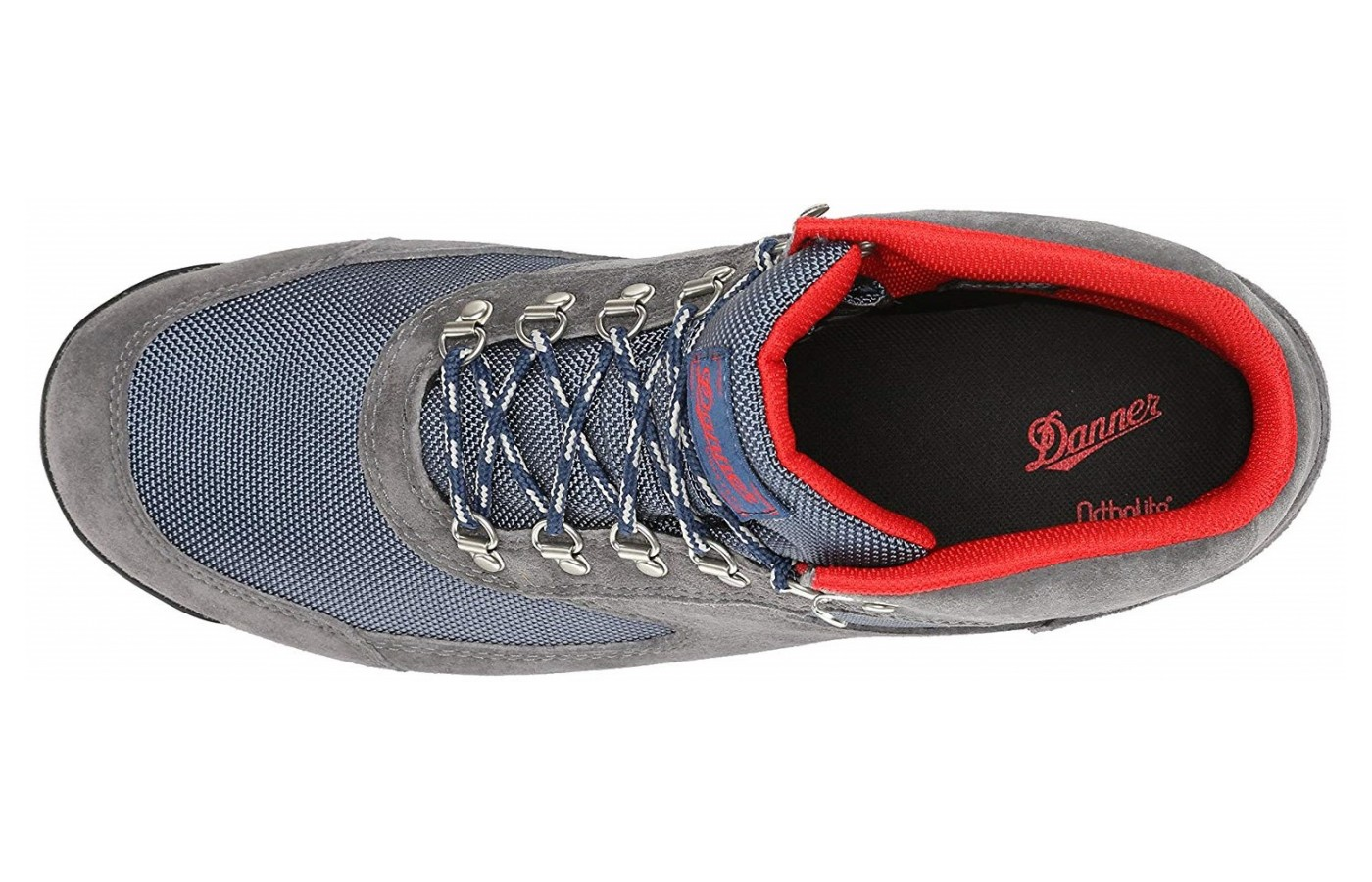 The open-cell PU foam of the Ortholite insole is 95 to 100 percent breathable.