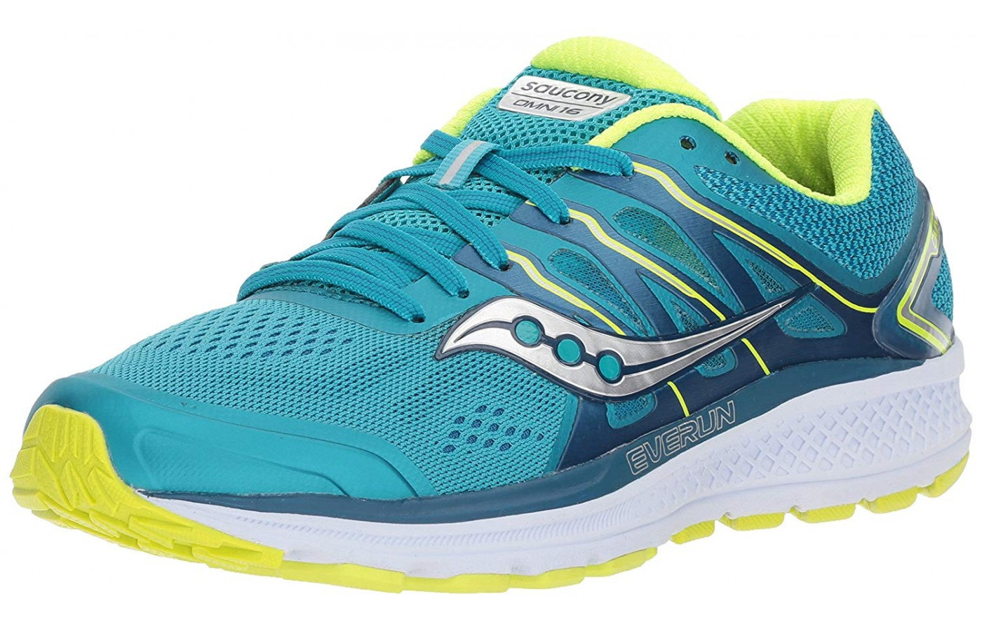 The Saucony Omni is a highly recommended stability running shoe