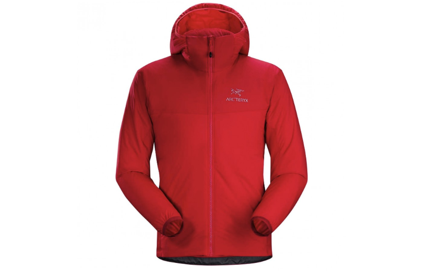 Lightweight wind resistant material offers superior warmth and protection.