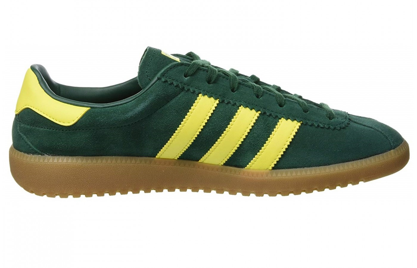 The Adidas Bermuda is an attractive in appearance, offering a more retro look.