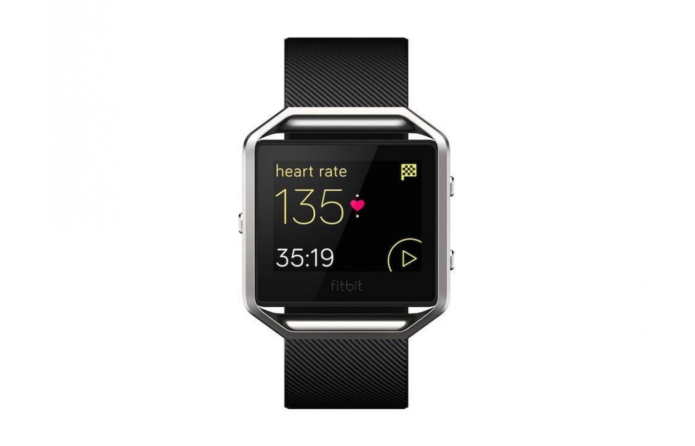"With the ""PurePulse"" heart rate system, you can see a simplified zone version of your heart rate on screen during a workout, as well as the actual beats per minute (bpm) number"