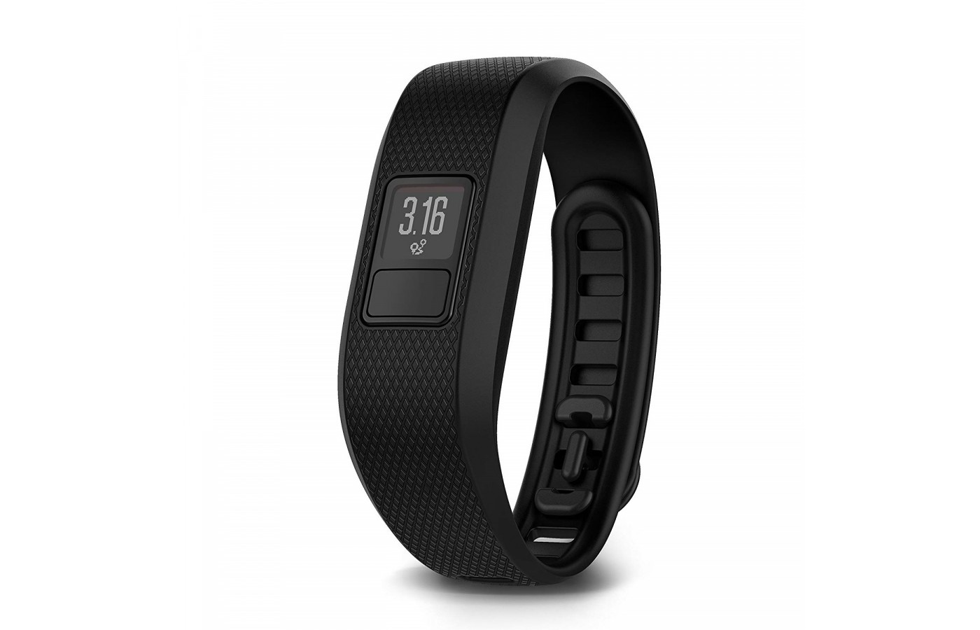 The Garmin Vivofit 3 knows how you move allowing you to identify which activity is being performed at a particular time.