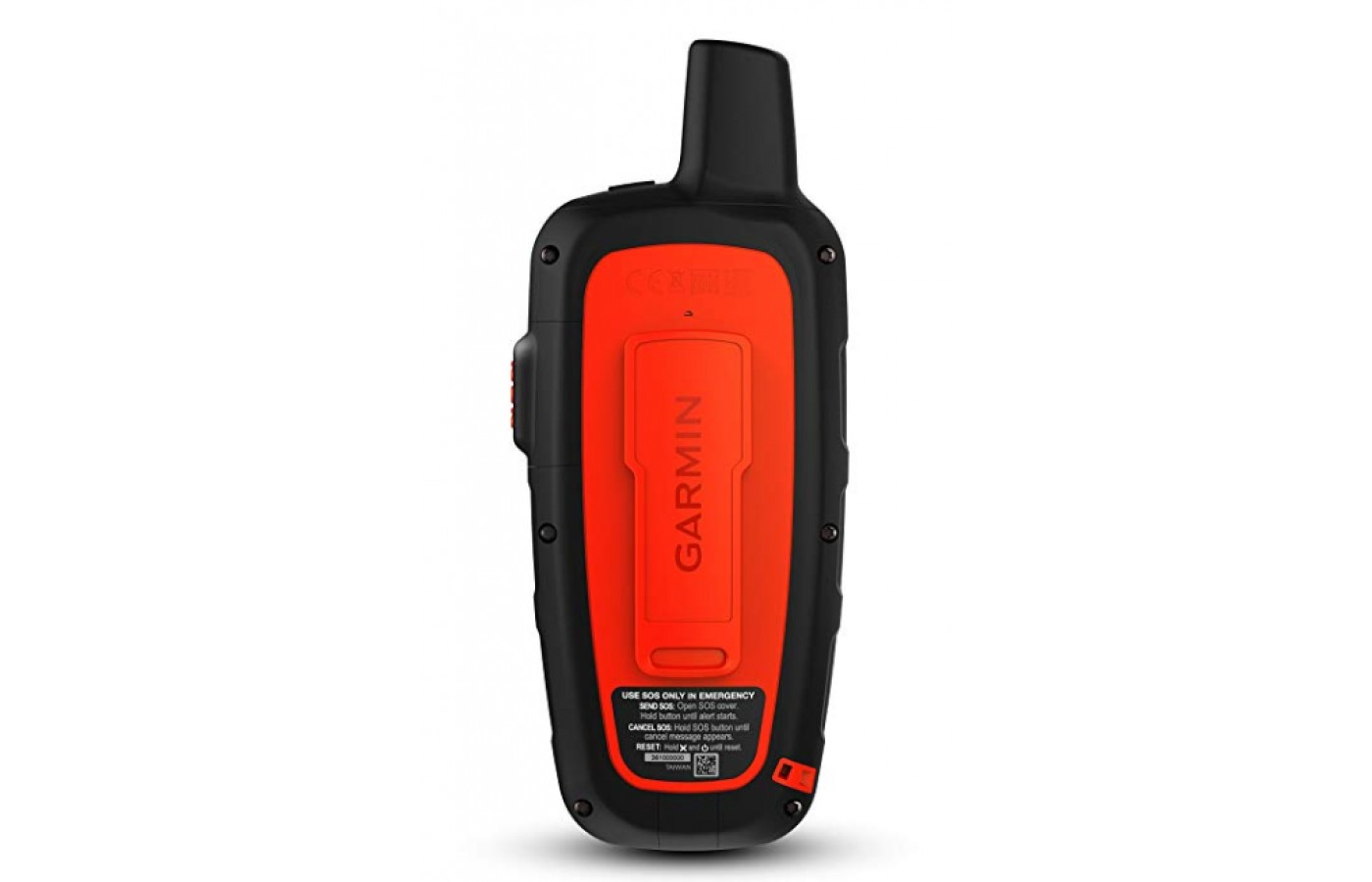 The Explorer + comes with an inbuilt USB rechargeable lithium battery.