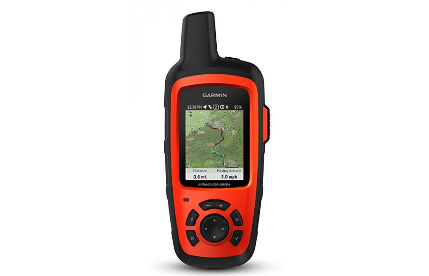 Garmin Explorer + Mapping abilities are an added feature.