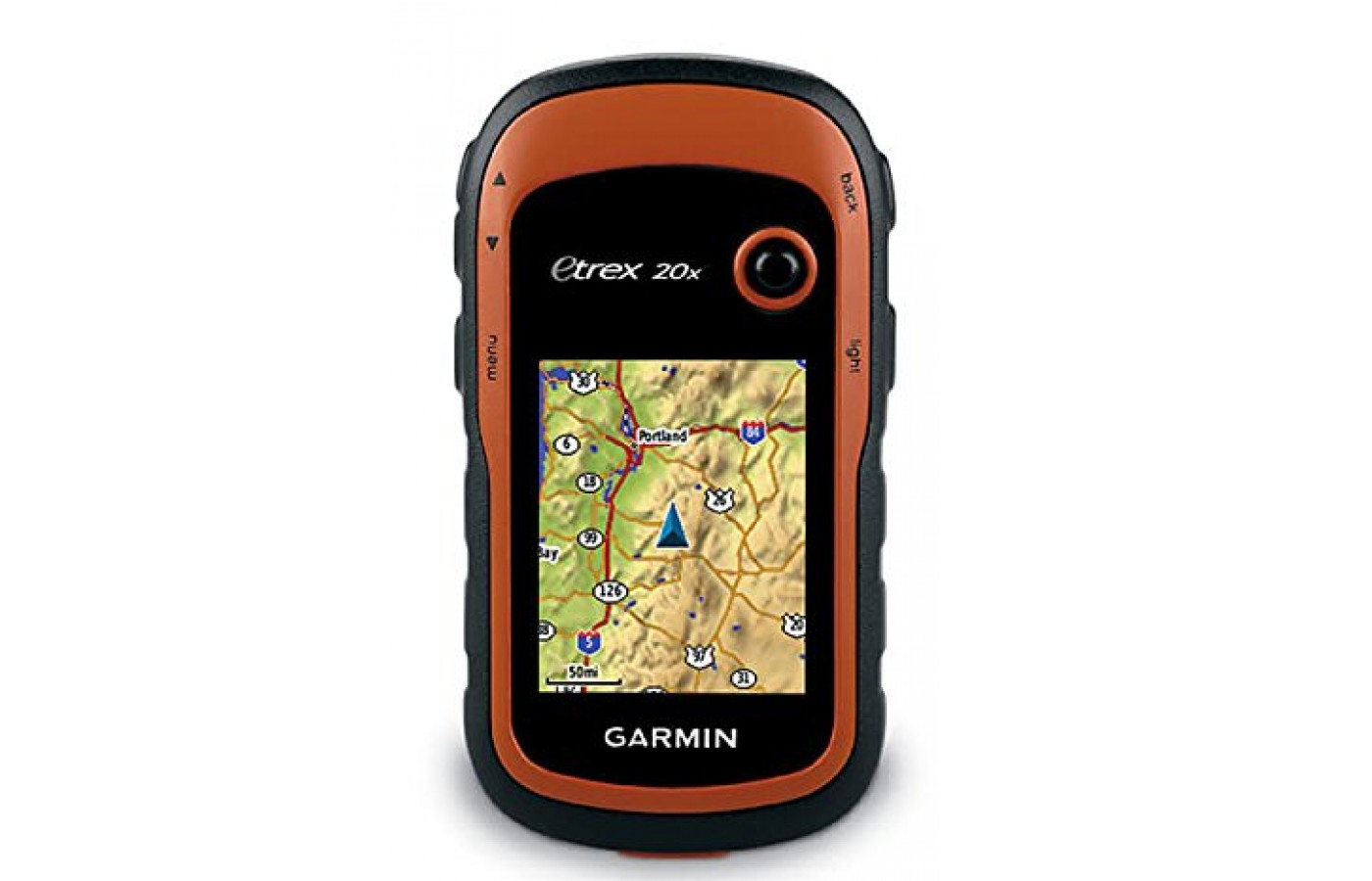 Download extra maps for the eTrex 20x.