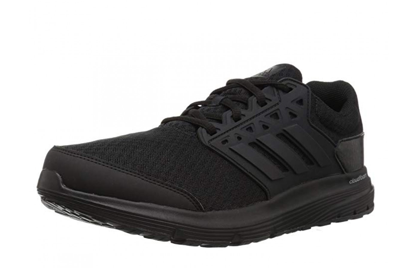 Midsole foam support and locking system of the Upper shoe promotes stability andcomfort.