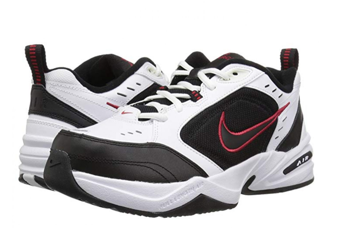If you need an everyday shoe for running out on errands, doing light exercising at a gym, or walking, the Nike Air Monarch IV is perfect.