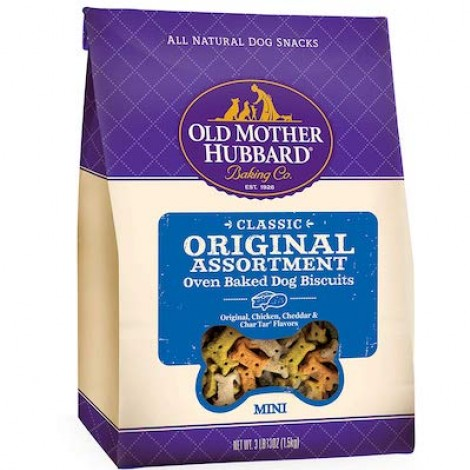 Old Mother Hubbard Crunchy
