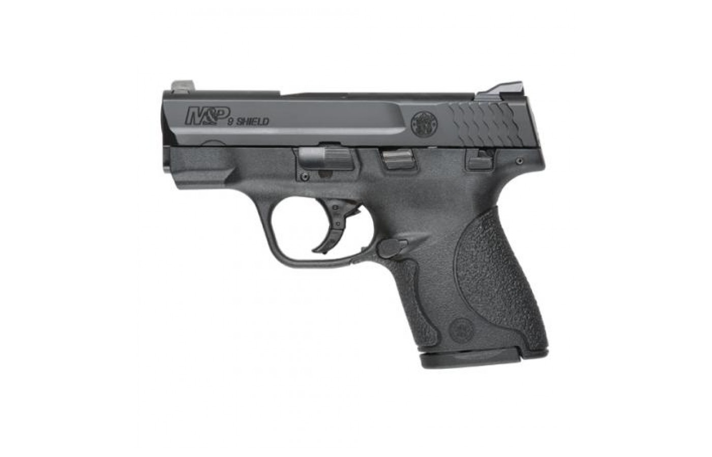 The M & P is a capable defensive pistol.