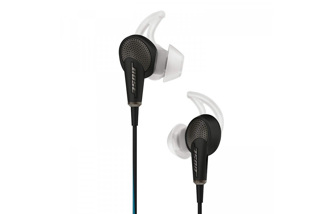 Bose assured you could look good while wearing your QuiteComfort 20 headset.