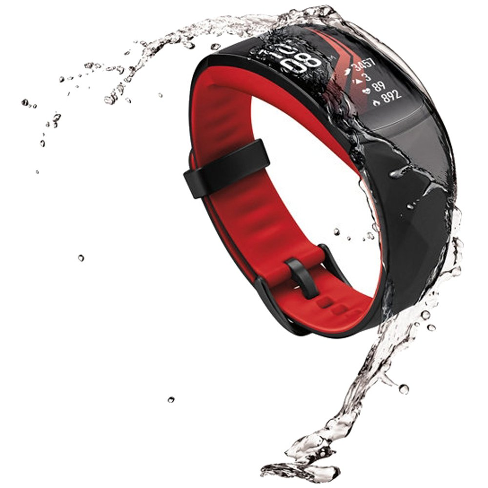 The device is more swim-friendly.