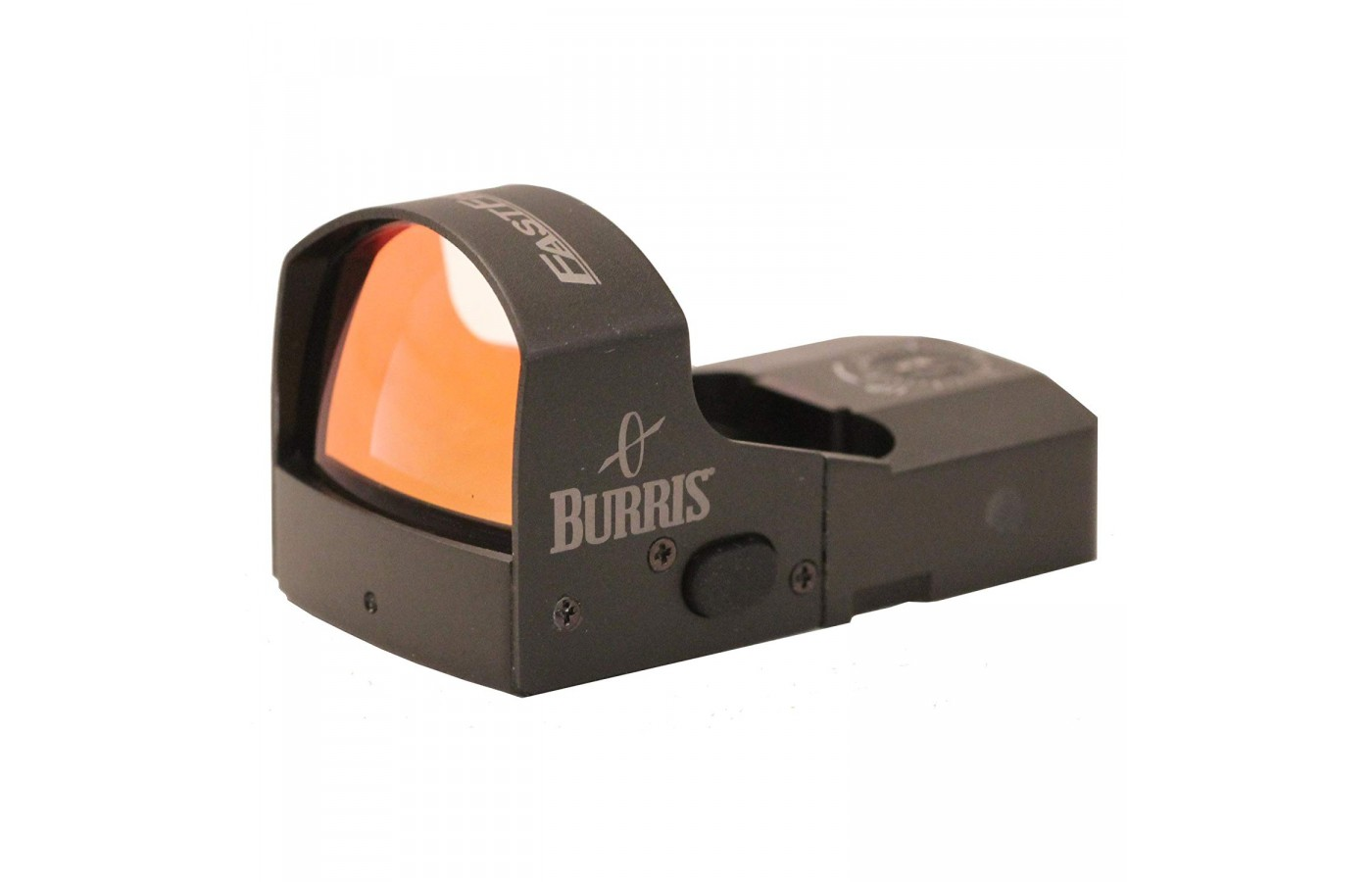 Burris FastFire iii has a 3 MOA or 8 MOA available
