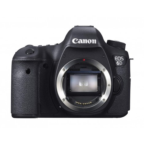EOS 6D (Body Only) - Wi-Fi Enabled