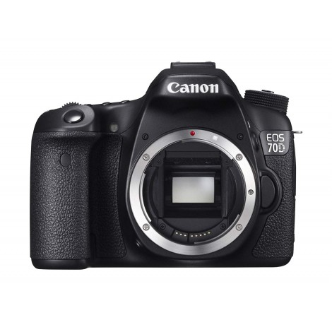 EOS 70D (Body Only)