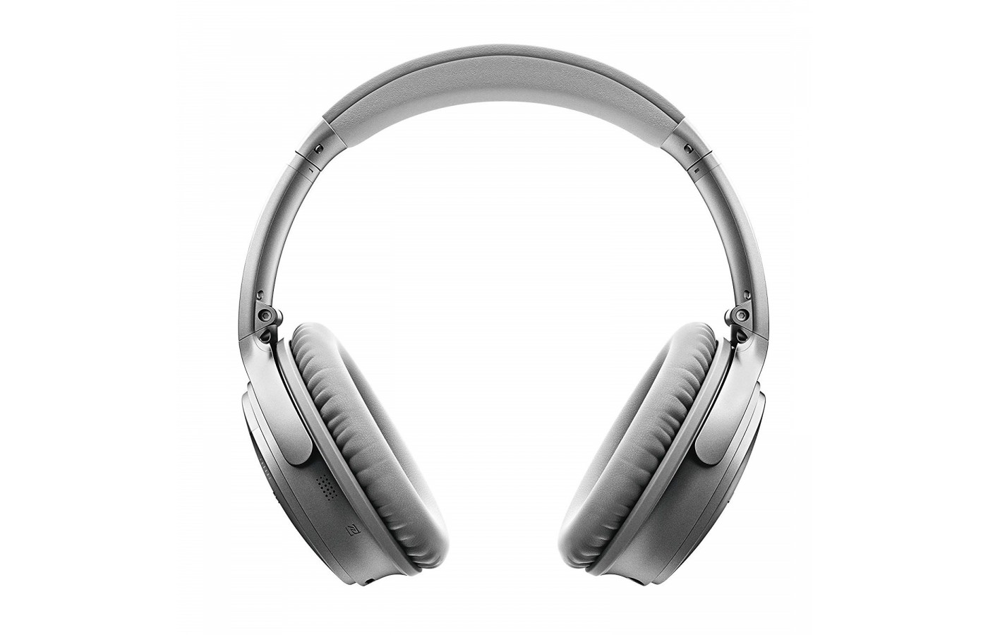 The Bose QuietComfort 35 offers an adjustable headband for a closer and more comfortable fit.