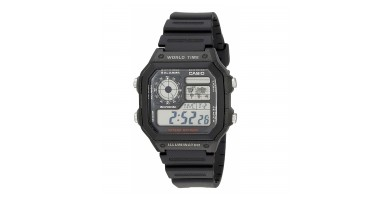 An in-depth review of the  Casio AE1200WHD-1A.