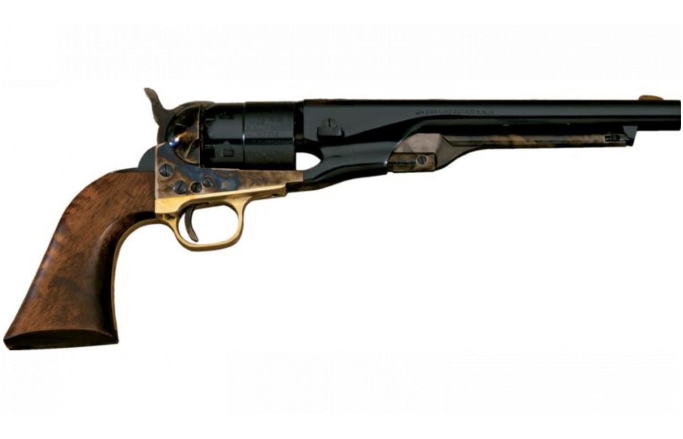 Replicas of this iconic firearm are available today