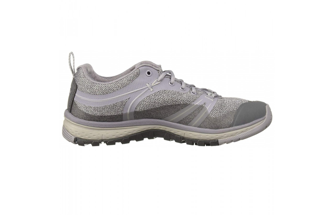 The Keen Terradora also offers multi-directional lug which helps with traction during hikes.