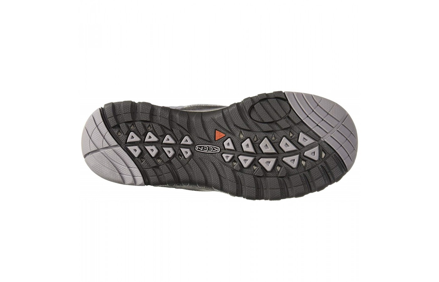 The Keen Terradora also offers a high traction grip which also offers superior traction on slippery and loose surfaces.